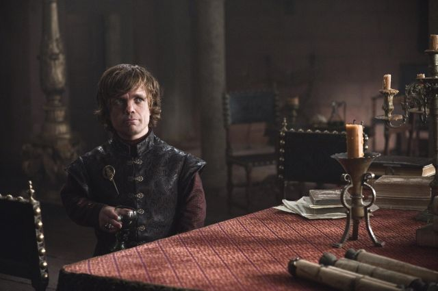 Unfortunately, you must read to the end for the Game of Thrones pay-off.
